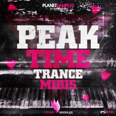 Planet Samples PeakTime Trance MIDIS