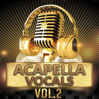 Planet Samples Acapella Vocals Vol 2