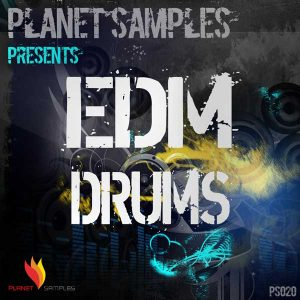 Planet Samples EDM Drums