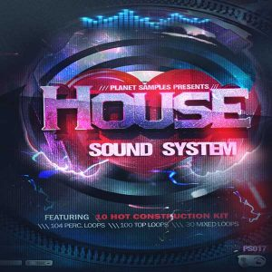 Planet Samples House Sound System