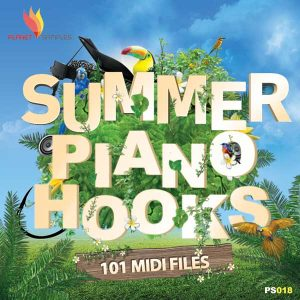Planet Samples Summer Piano Hooks
