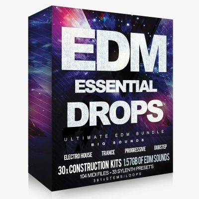 Big Sounds EDM Essential Drops