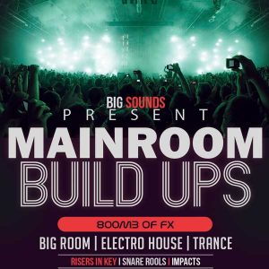 Mainroom Build Ups