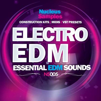 Nucleus Samples Electro EDM