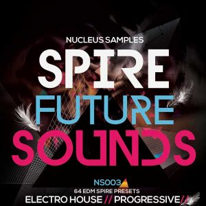 Nucleus Samples Spire Future Sounds