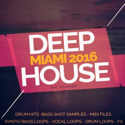 Deep House Miami 2016