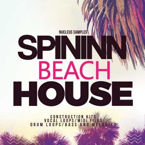 Nucleus Samples Spininn Beach House