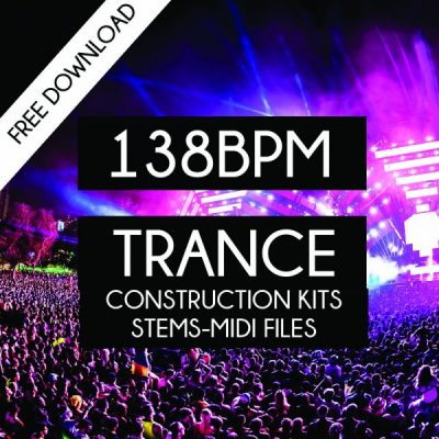 138bpm Trance Free Sample Pack