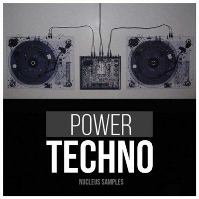 Nucleus Samples Power Techno