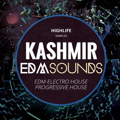 HighLife Samples KASHMIR EDM Sounds