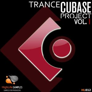 Trance Cubase Project Vol.1