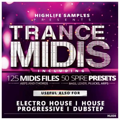 HighLife-Samples-Trance-Midis