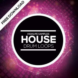 Free Download House Drum Loops