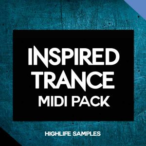 HighLife Samples Inspired Trance Midi Pack
