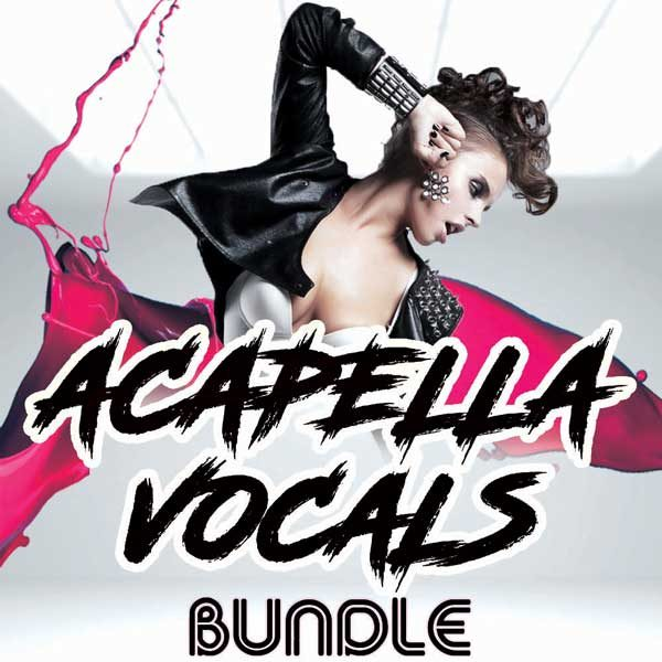 Planet Samples Acapella Vocals Bundle