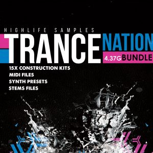 HighLife Samples Trance Nation Bundle Pack