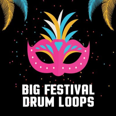 Big Sounds Big Festival Drum Loops