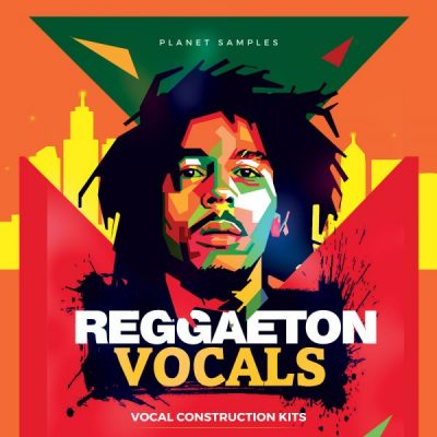 Planet Samples Reggaeton Vocals