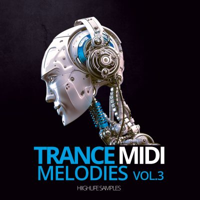 HighLife Samples Trance Midi Melodies Vol.3