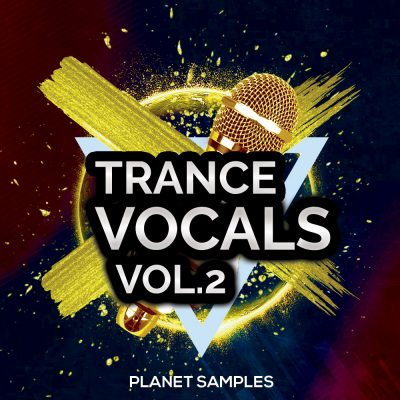 Planet Samples Trance Vocals Vol.2