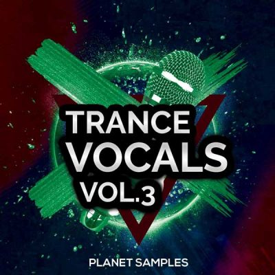 Planet Samples Trance Vocals Vol.3