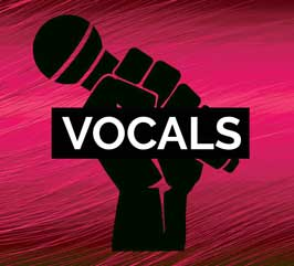 royalty free vocal samples