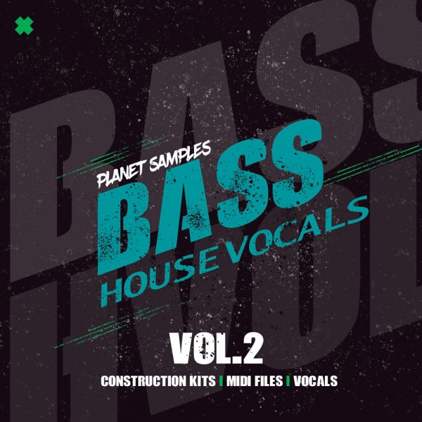 Bass House Vocals Vol.2